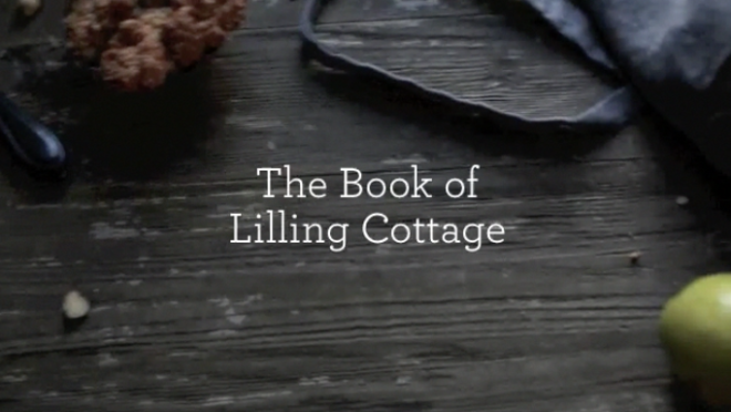 Behind the Scenes – Lilling Cottage Book
